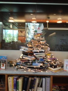 Happy Holidays from the Silver Lake Library!